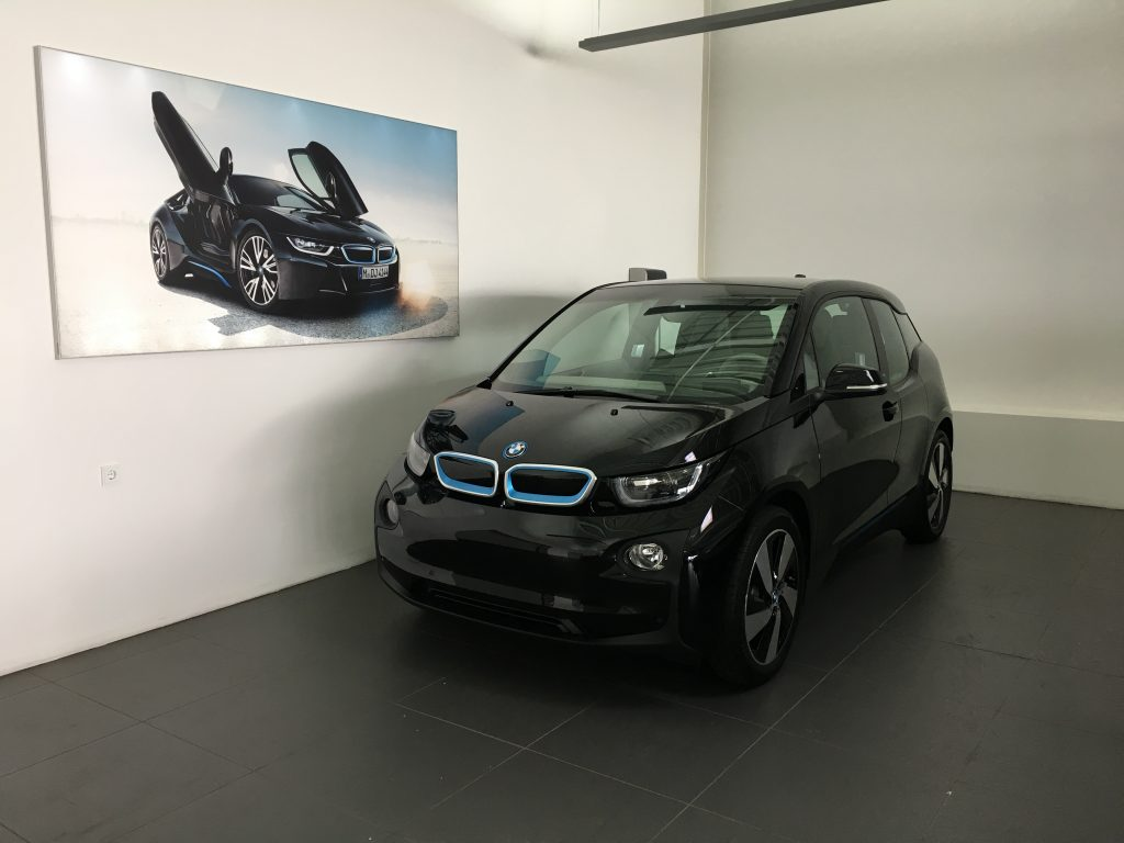 bmw i3 es geht los mein. Black Bedroom Furniture Sets. Home Design Ideas